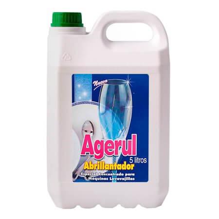 Abrillantador para profesionales Agerul
