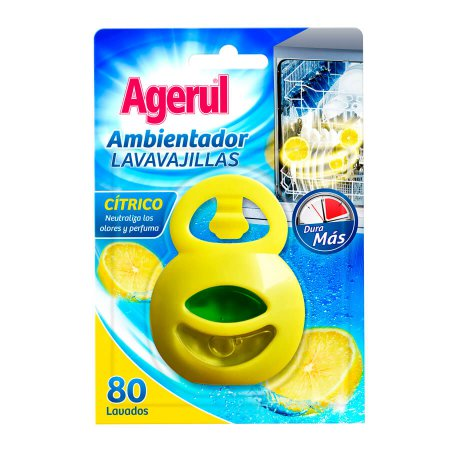 Ambientador lavavajillas cítrico agerul