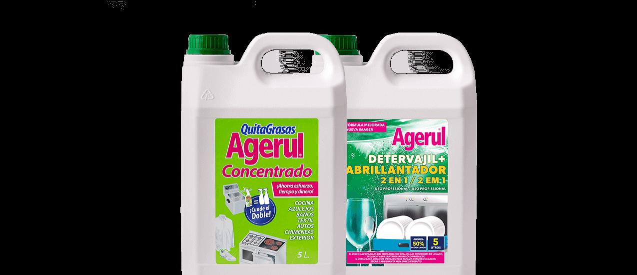 productos para profesionales Agerul